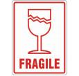 Fragile Labels (108x79mm)