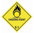 Oxidizing Agent 5.1 (100x100mm)