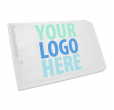 Printed Postal Bags - White