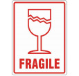 Fragile Labels (108x79mm)