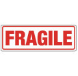 Fragile Labels (148x50mm)
