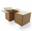 Single Wall Brown Cardboard Boxes