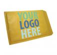 Printed Postal Bags - Gold
