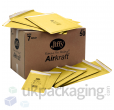 Airkraft Jiffy Bags Gold