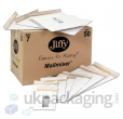 White Mailmiser Jiffy Bags