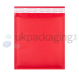 Red Bubble Lined Envelopes