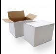 Single Wall White Cardboard Boxes