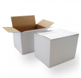 Double Wall White Cardboard Boxes