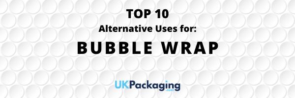 Bubble Wrap Header