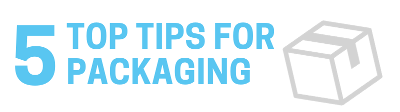 Top Tips for Packaging Header