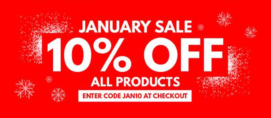 Jan Discount Header