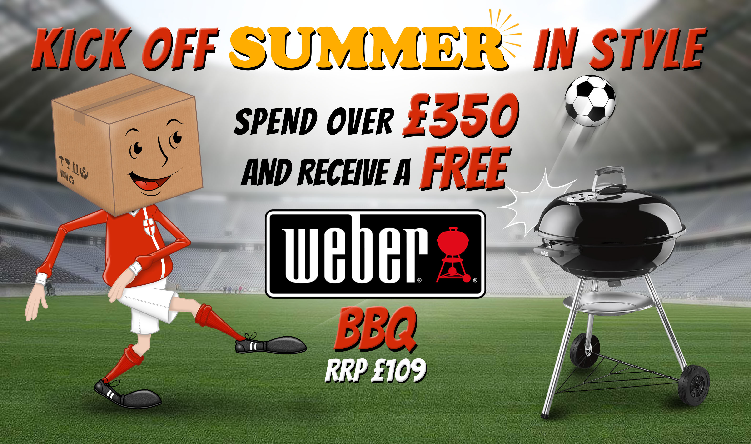 Free Weber BBQ