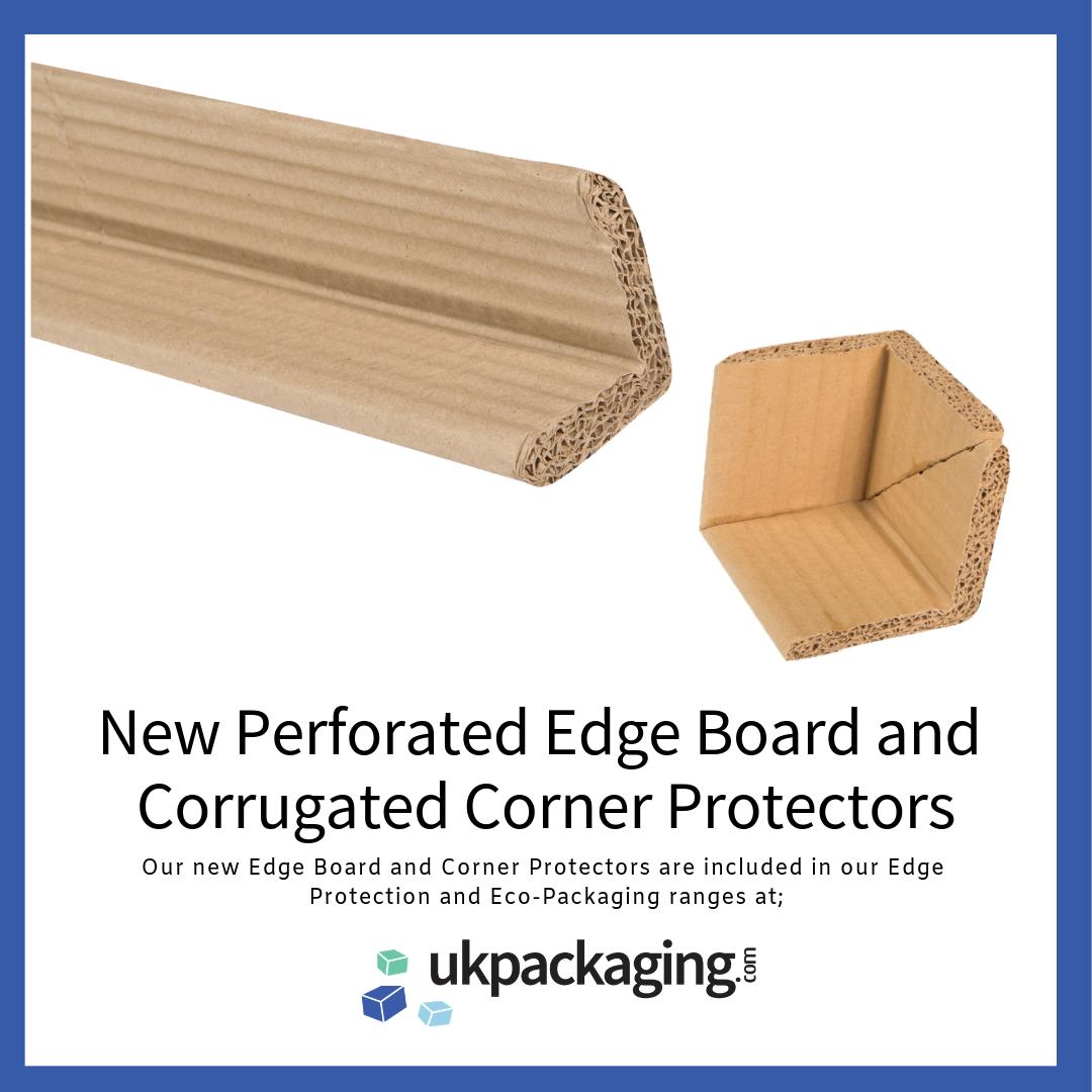 Corrugated Corners and Perforated Edge Board