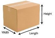 box measure