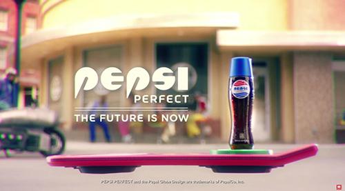 Pepsi Perfect Ad